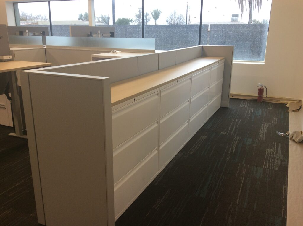 Office Furniture Installation_Commercial Office Furniture Installation_Warehouse_Relocation Services_Project Managment_Office furniture Installer_Tucson AZ_The Facilities Company10